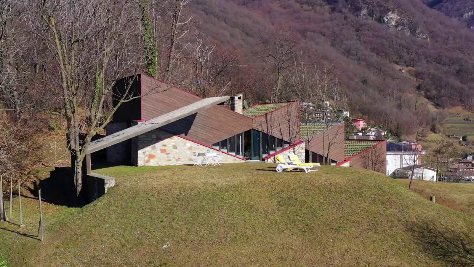 Villa In Rovio