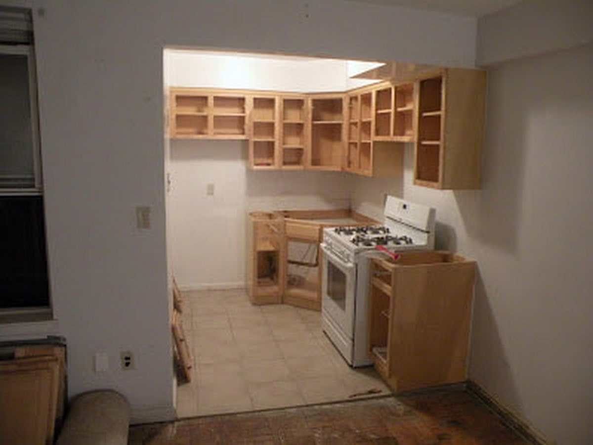 KITCHEN RENOVATION (COOPERATIVE UNIT) - YONKERS, NY - Sheet1