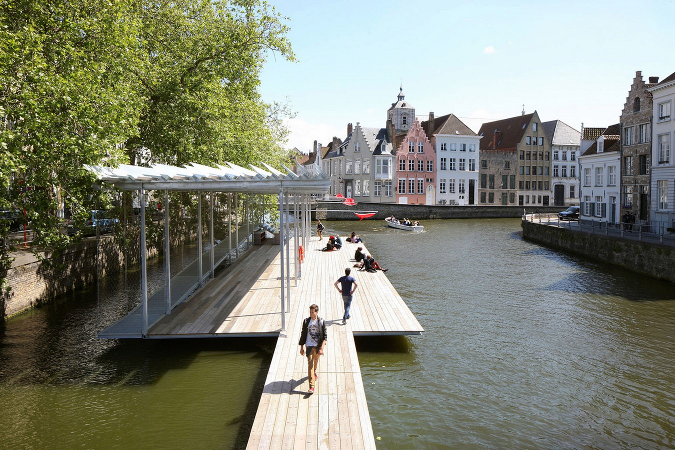 8 Advantages of floating architecture- Sheet4