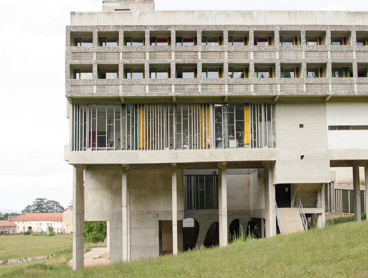 Le Corbusier: Understanding the design philosophy- Sheet4