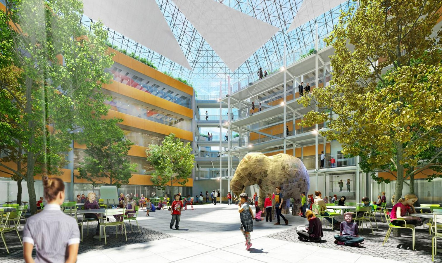 10 Upcoming sustainable projects by famous architects - Sheet3