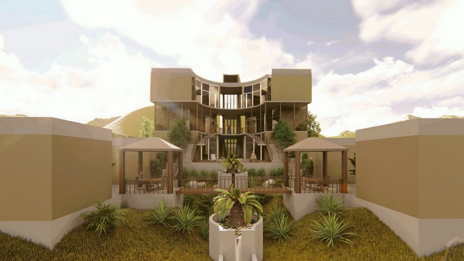 10 Upcoming sustainable projects by famous architects - Sheet4