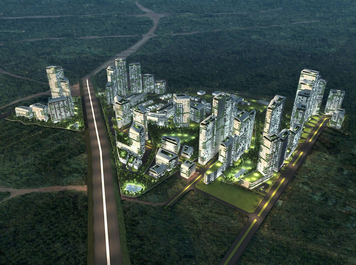 10 Upcoming sustainable projects by famous architects - Sheet7