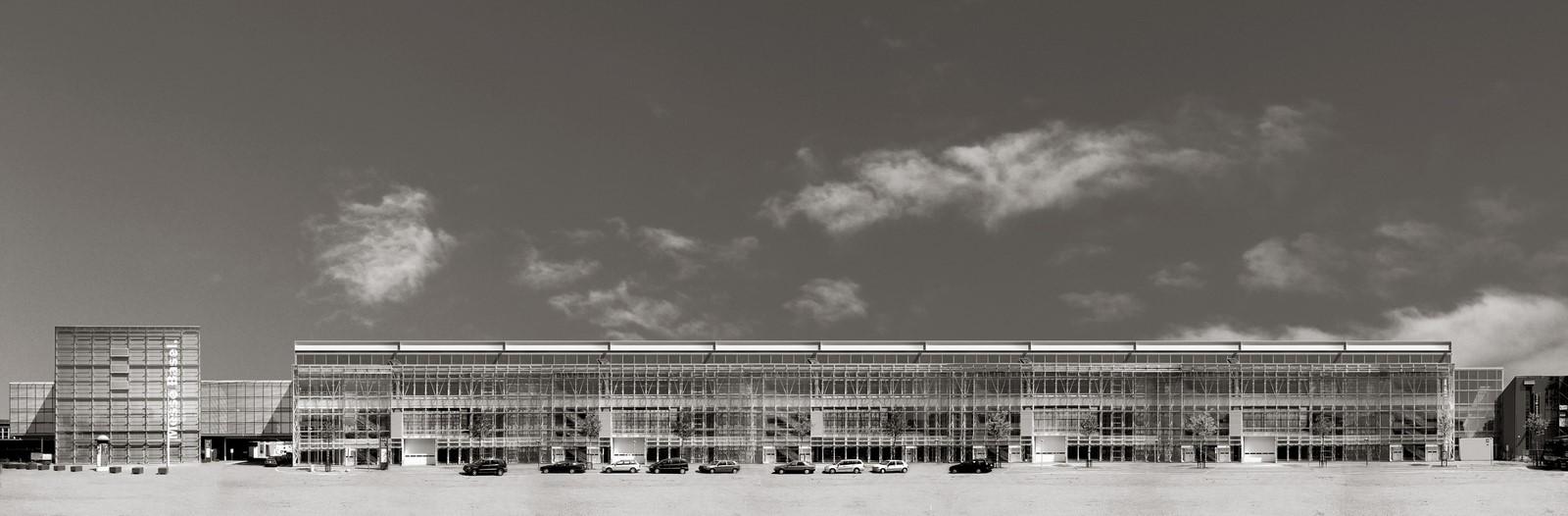 Basel Exhibition Centre, Hall- 1 - Sheet1