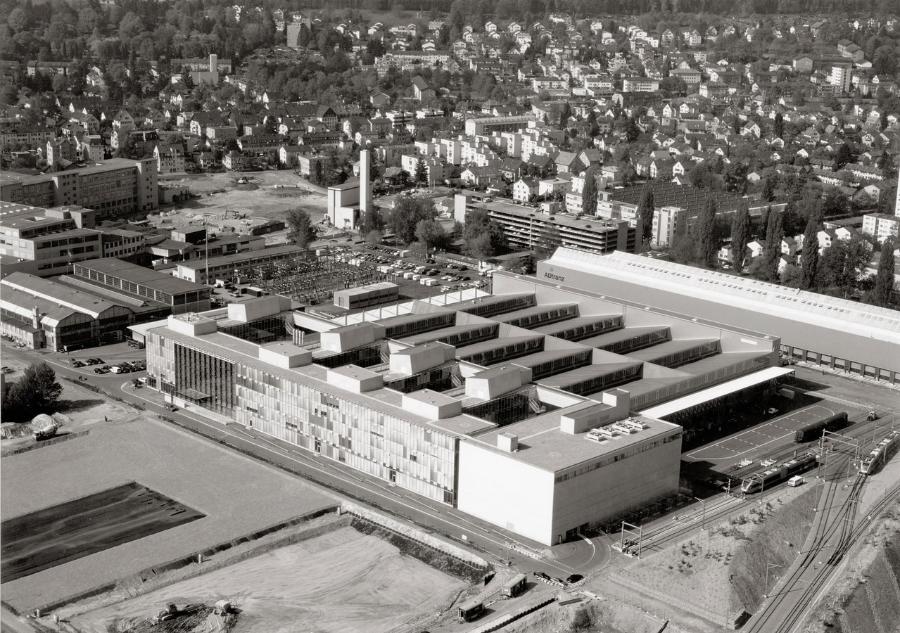 """ABB Engineering Building and factory shed """"TORO 1+2"""" - Sheet1"""