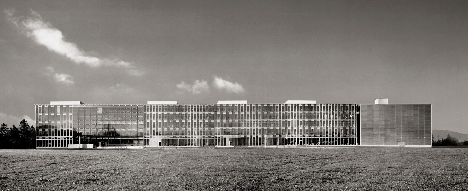 """ABB Engineering Building and factory shed """"TORO 1+2"""" - Sheet2"""