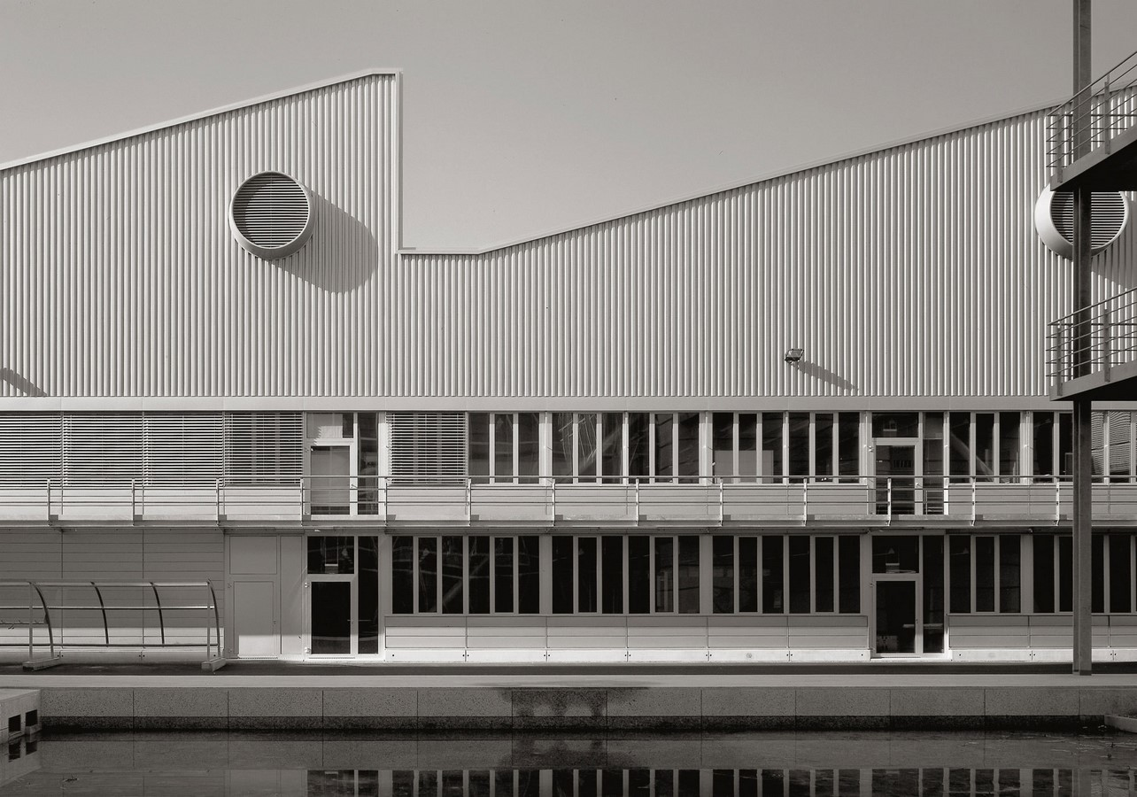 """ABB Engineering Building and factory shed """"TORO 1+2"""" - Sheet3"""