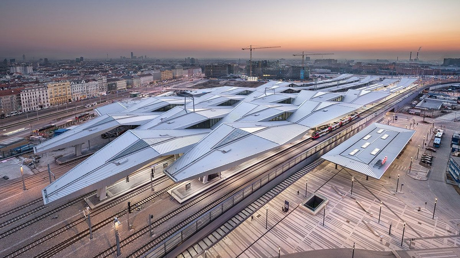 Vienna Central station - Sheet1