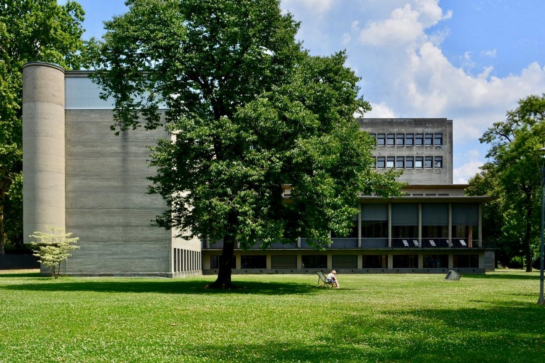 Cantonal Library, Lugano (1941) - Sheet3