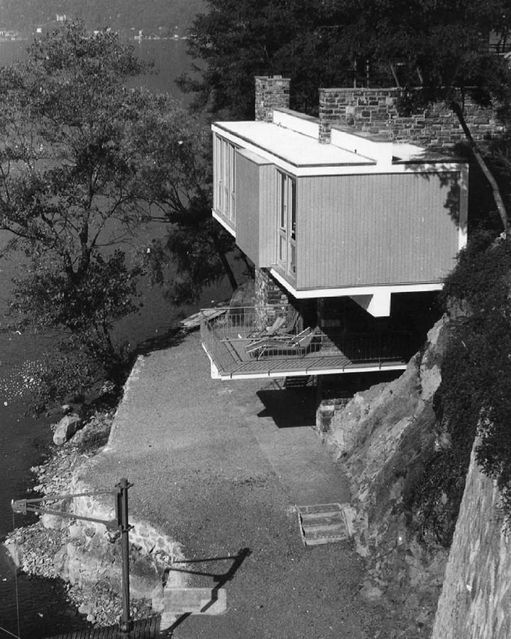 Casa Nadig, Maroggia (1957) - Sheet2