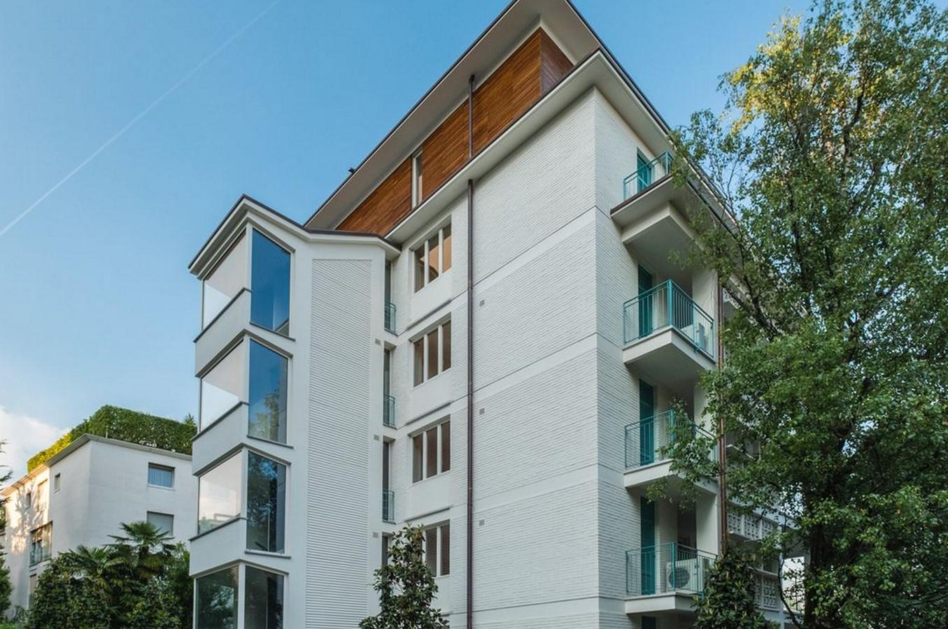 Solatia Apartment House, Lugano (1952) - Sheet1