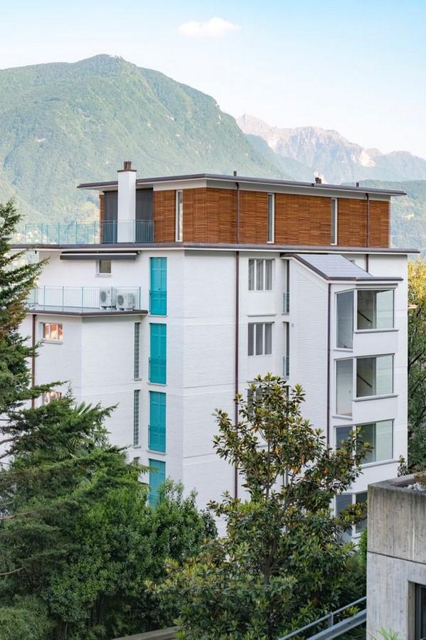 Solatia Apartment House, Lugano (1952) - Sheet2