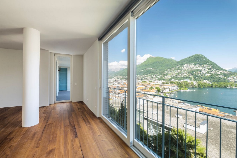 Solatia Apartment House, Lugano (1952) - Sheet3