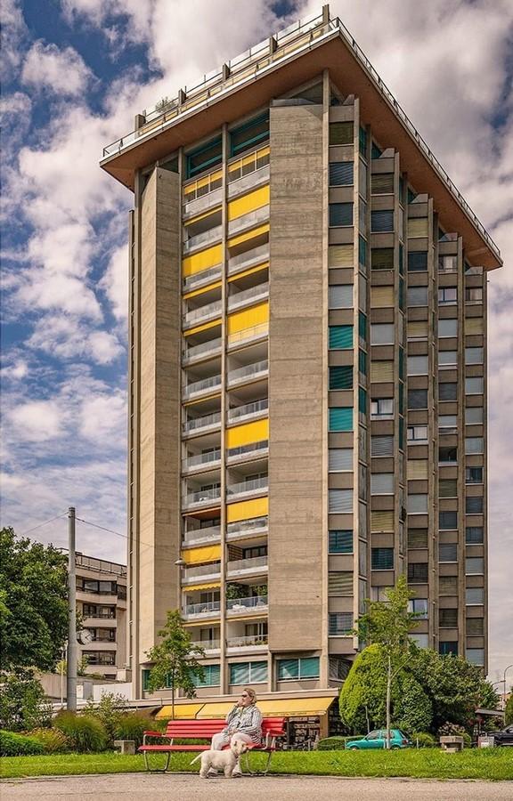 Casa Torre, Lugano (1957) - Sheet1