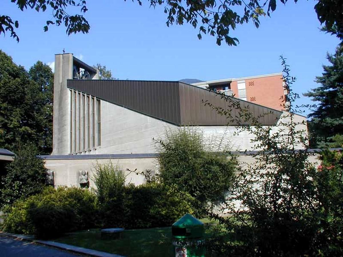 Church of Risen the Christ, Lugano (1976) - Sheet1