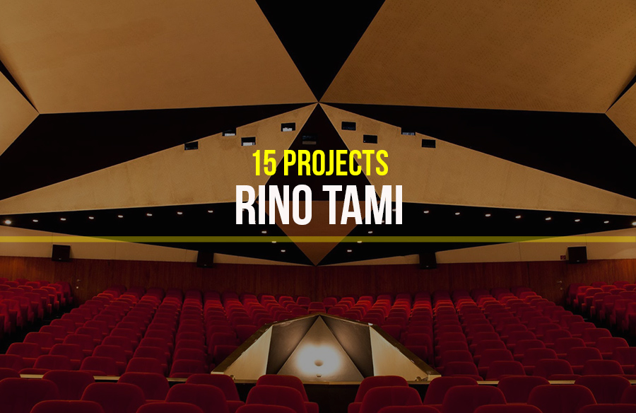 Rino Tami- 15 Iconic Projects