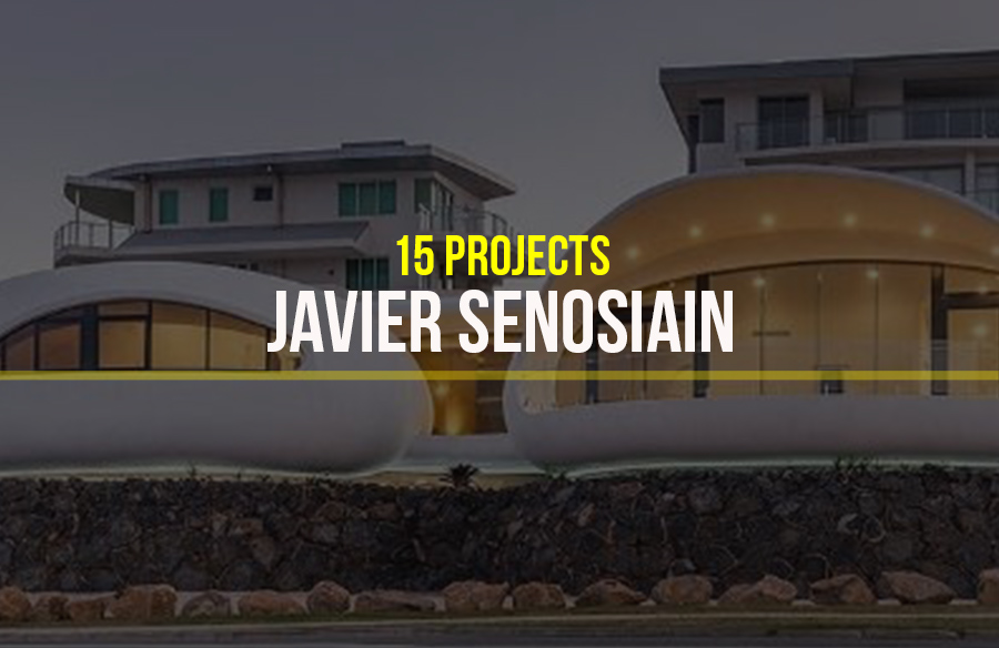 Javier Senosiain- 15 Iconic Projects