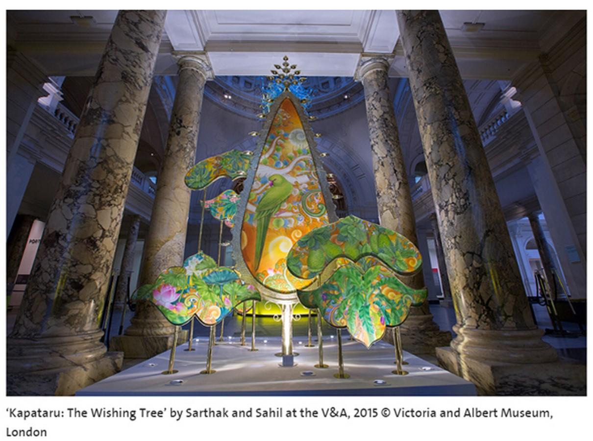 Installations: Kalpataru, the wishing tree: - Sheet1