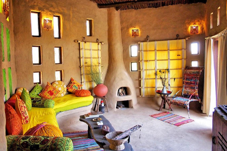 Interiors: Lakshman Sagar resort, Raipur: - Sheet2
