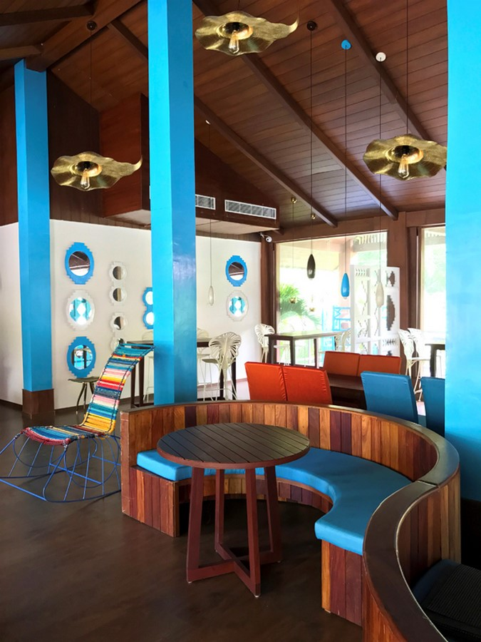Restaurant revamp of Silversand resort, Havelock Island: - Sheet2