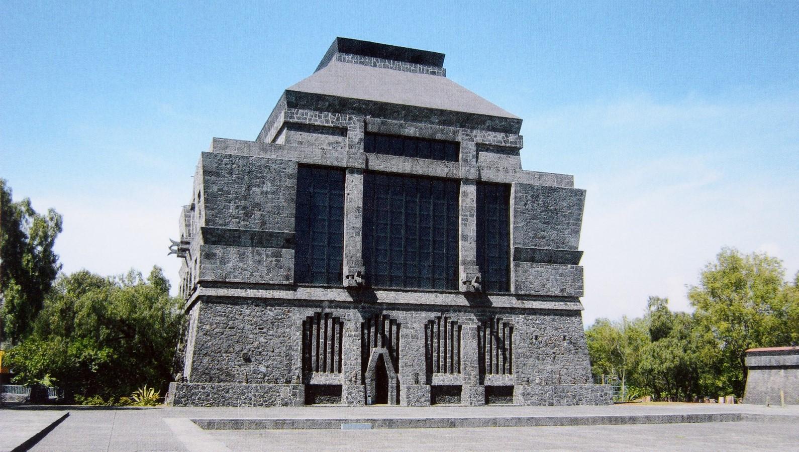 Anahuacalli Museum - Sheet1