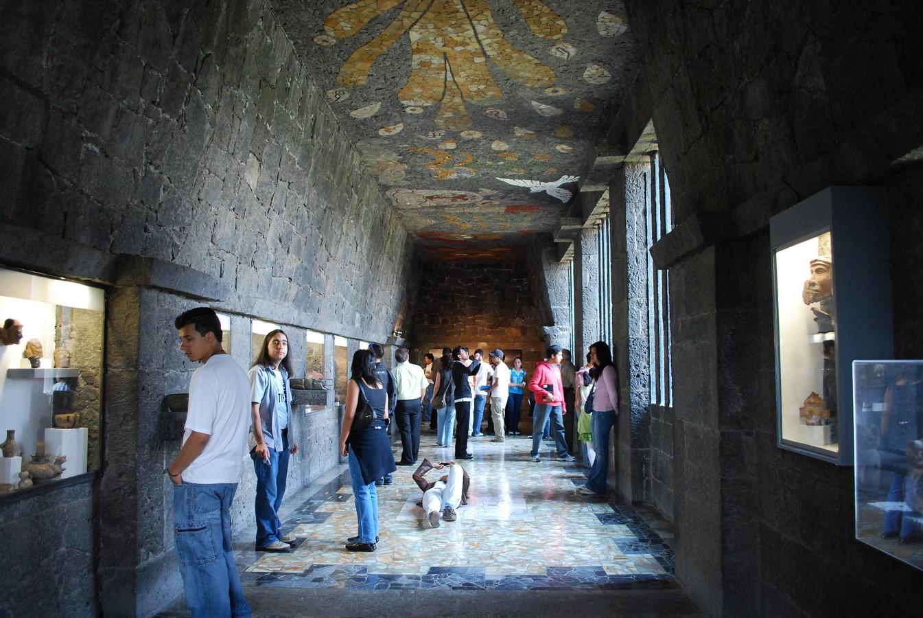 Anahuacalli Museum - Sheet2