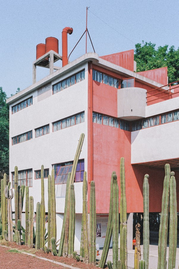 House- Studio Museum of Diego Rivera & Frida Kahlo - Sheet3