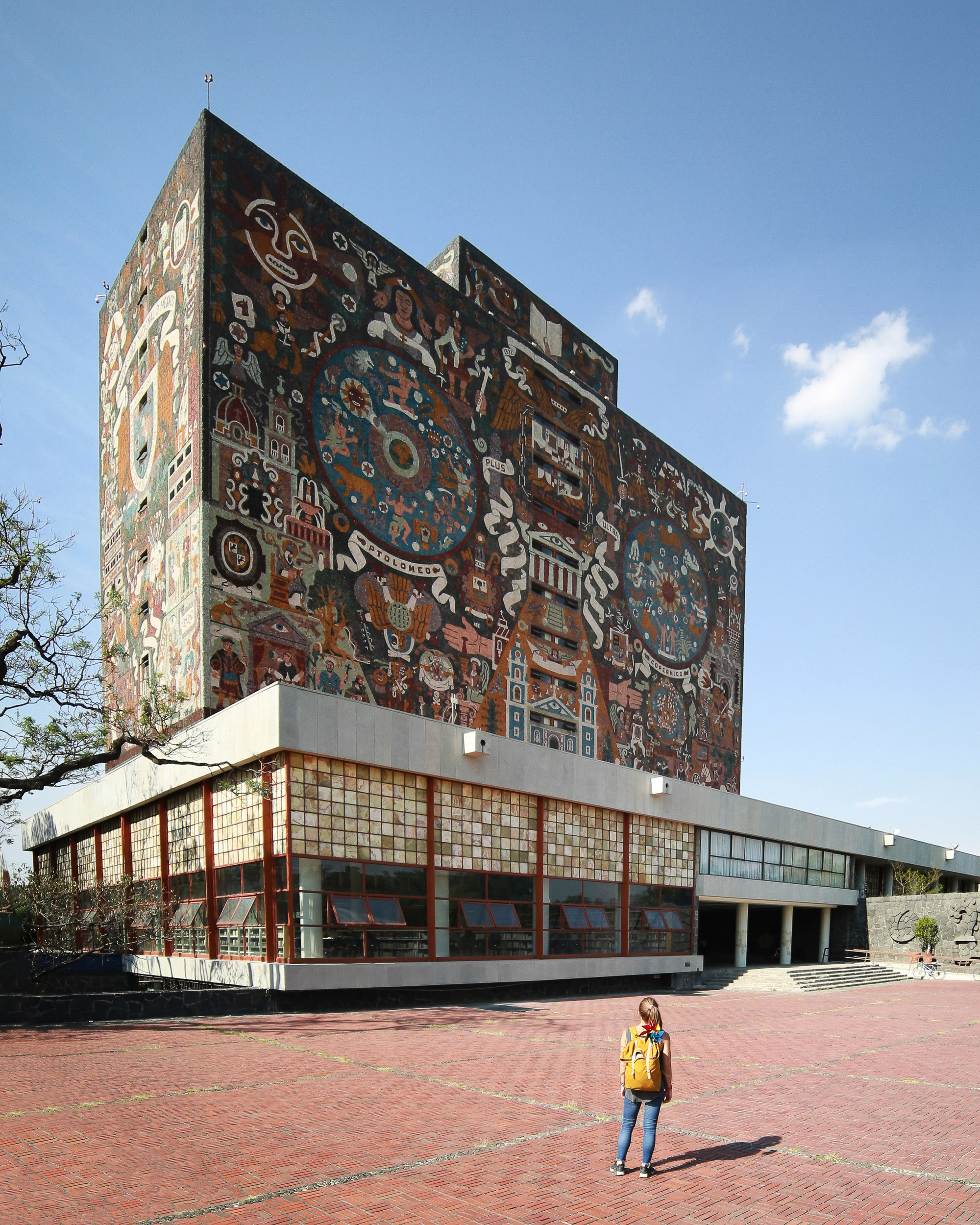 Library of the National Autonomous University of Mexico