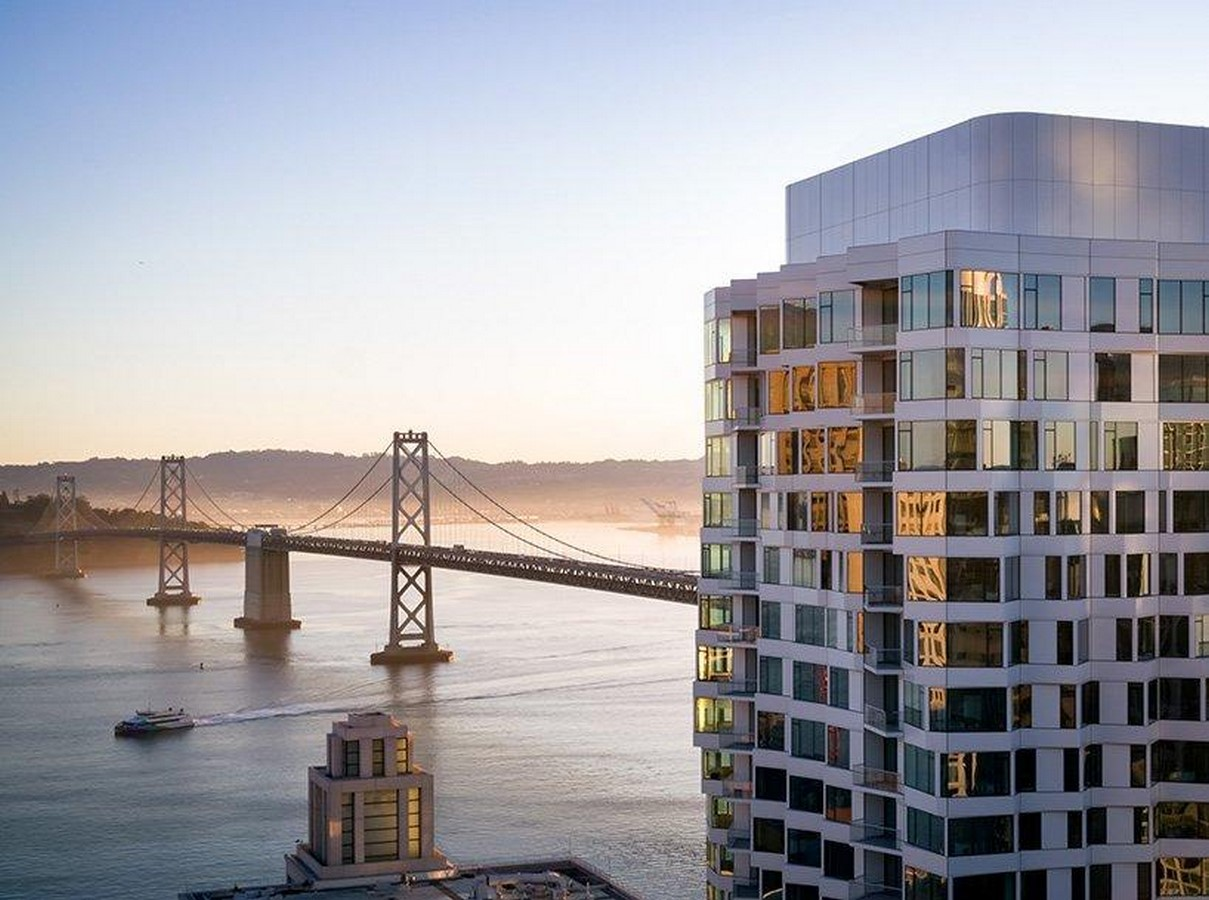 MIRA: Twisting Tower in San Francisco by Studio Gang: Example of mix housing - Sheet2