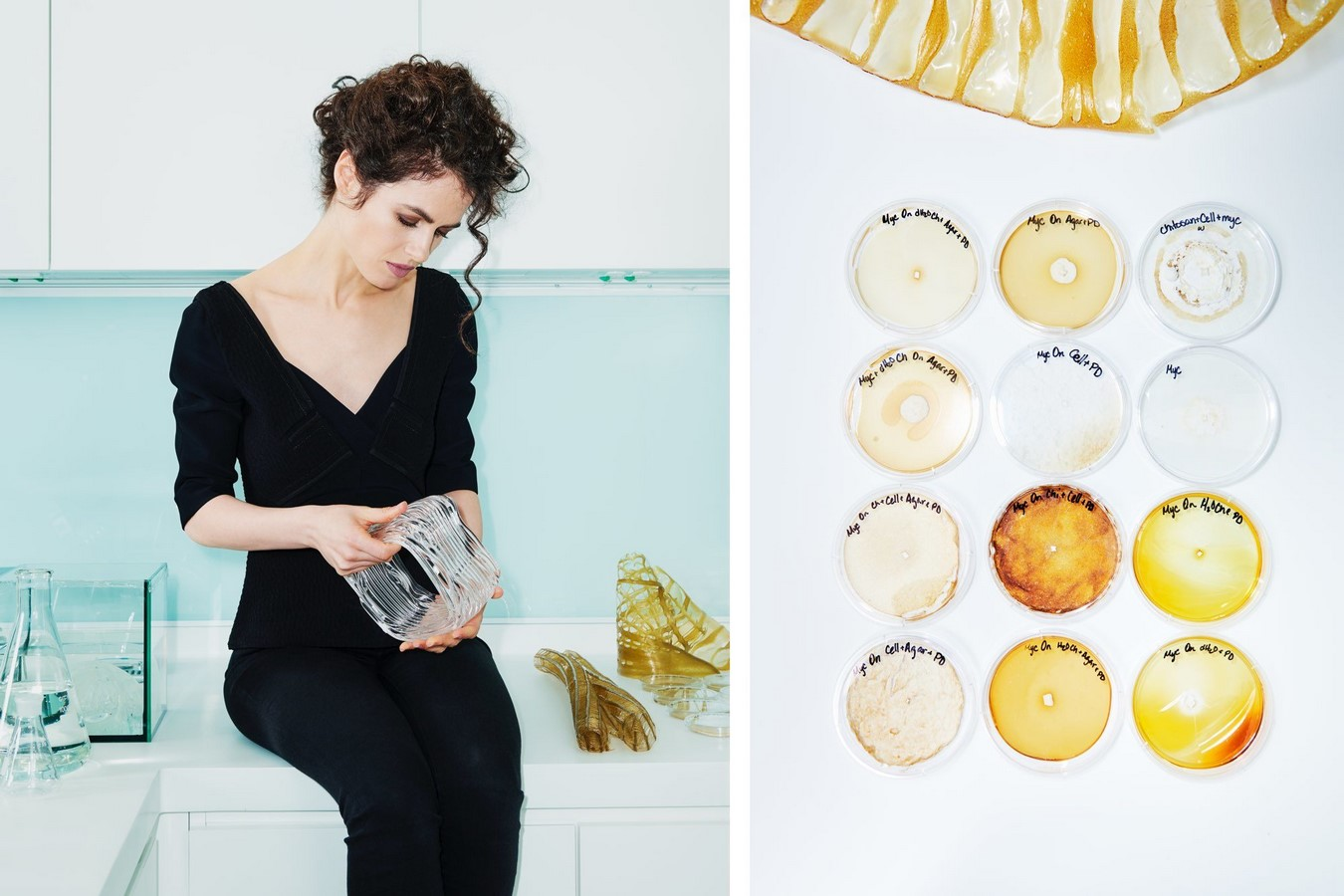 Neri Oxman and the Silkworms: Collaboration with Nature - Sheet2