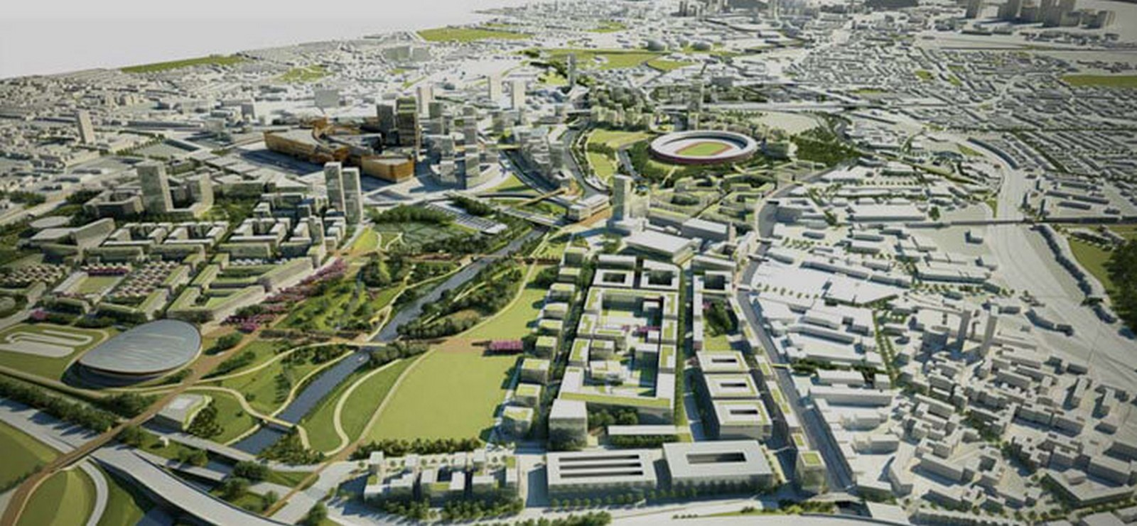 10 Masters options for architects interested in Urban Planning - Sheet10