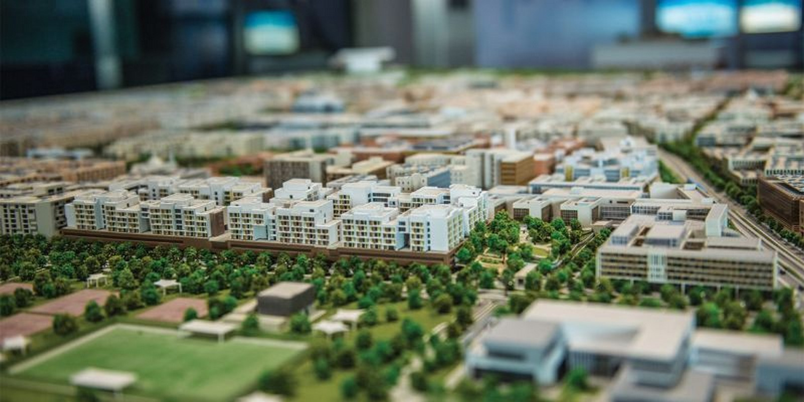 10 Masters options for architects interested in Urban Planning - Sheet1