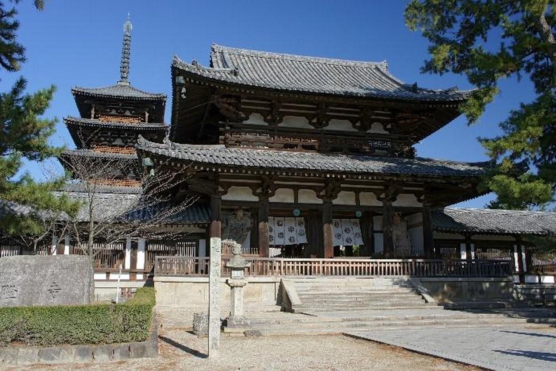Horyuji Temple, Japan - Sheet1