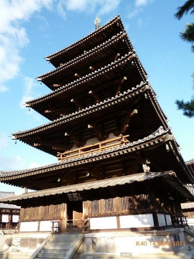 Horyuji Temple, Japan - Sheet2