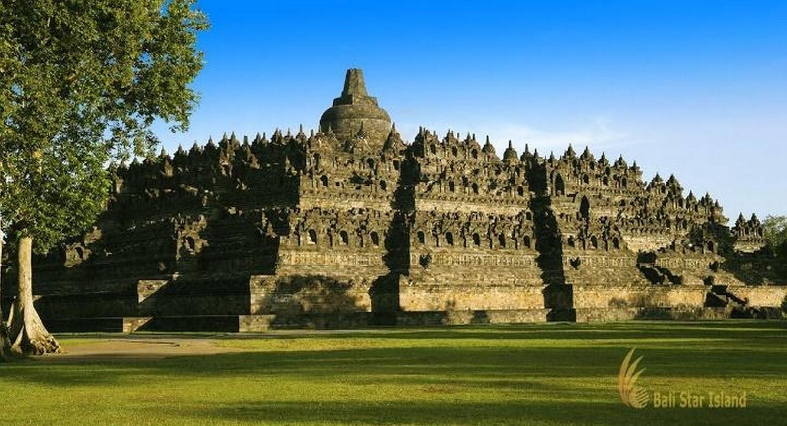 Borobudur, Indonesia - Sheet1