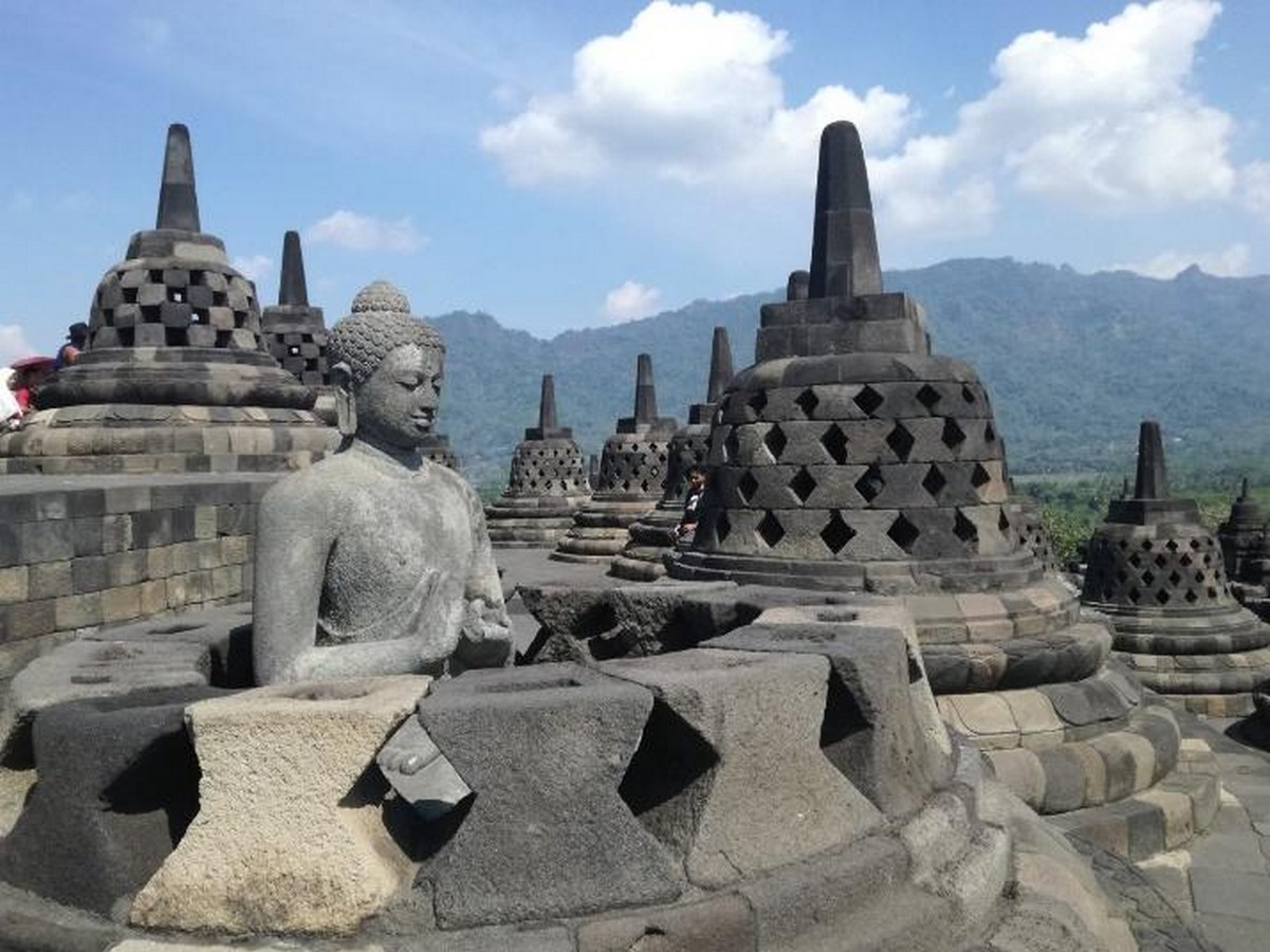 Borobudur, Indonesia - Sheet2