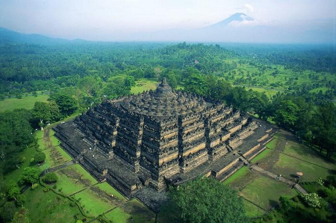 Borobudur, Indonesia - Sheet3