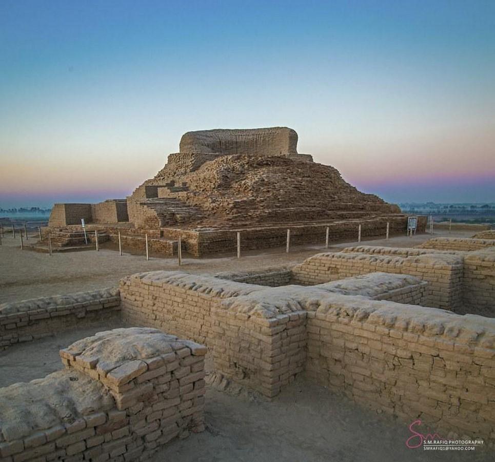 Mohenjo-Daro, Pakistan - Sheet2