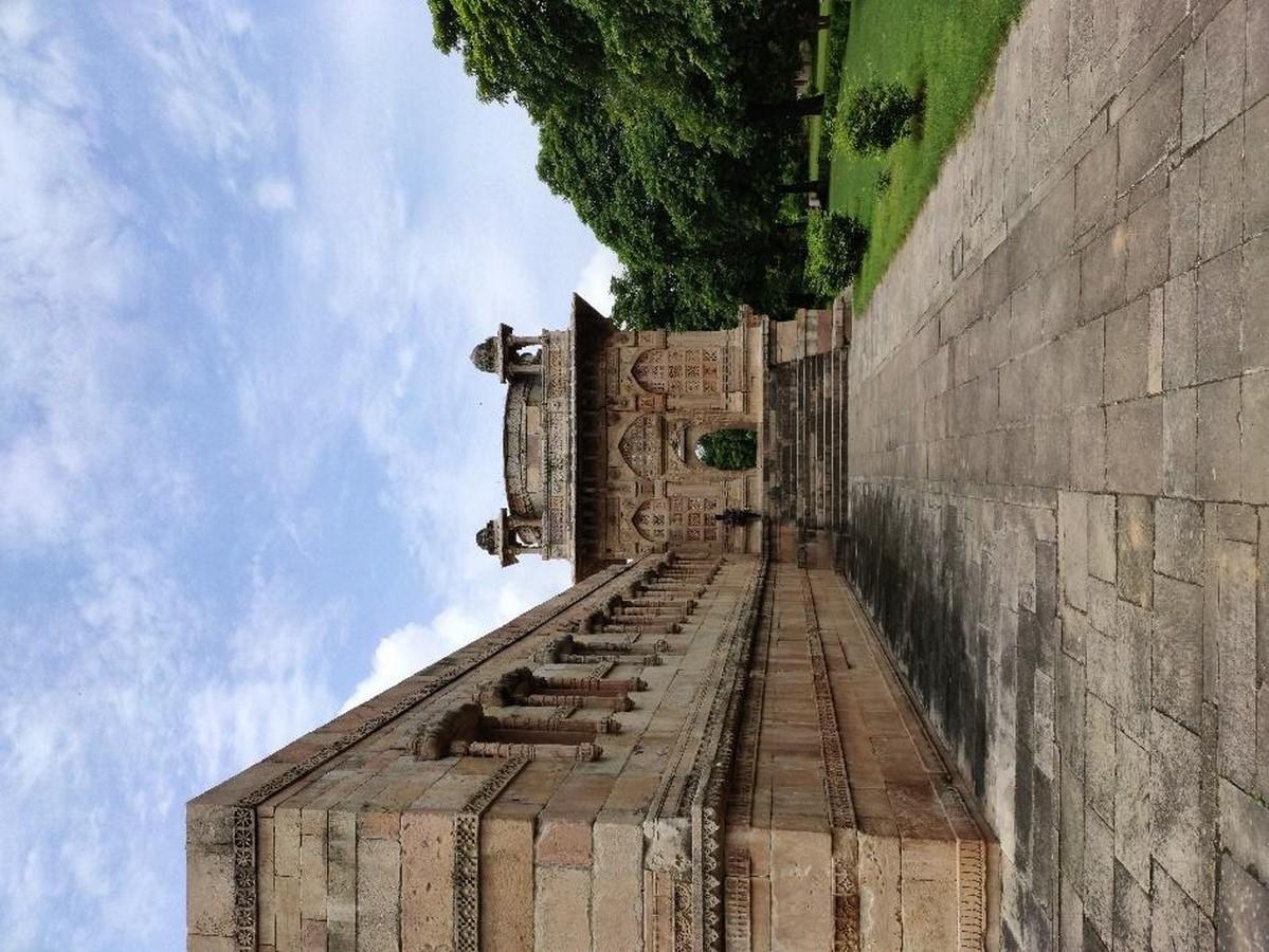 Champaner-Pavagadh archeological park, India - Sheet3