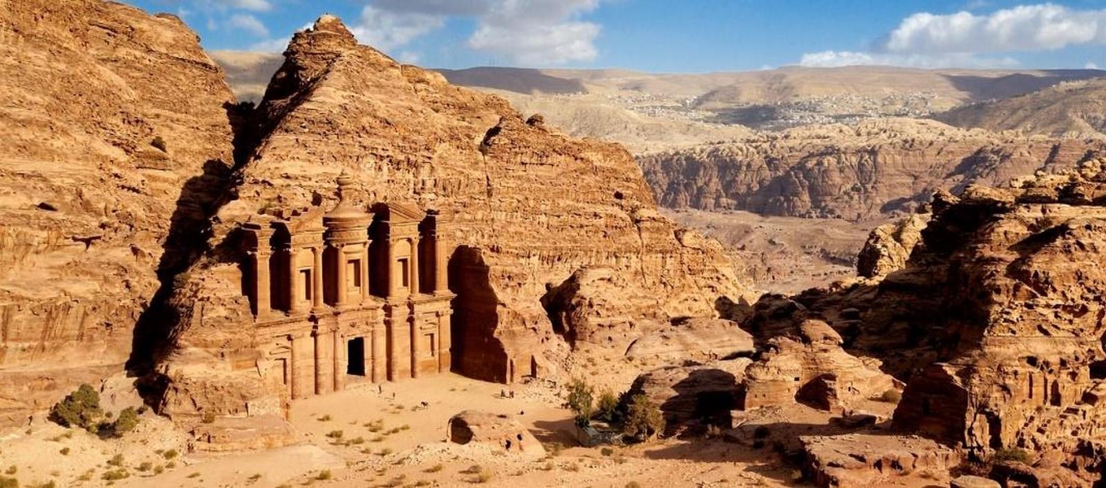 Petra, Jordan - Sheet1