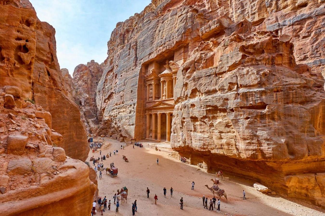 Petra, Jordan - Sheet2
