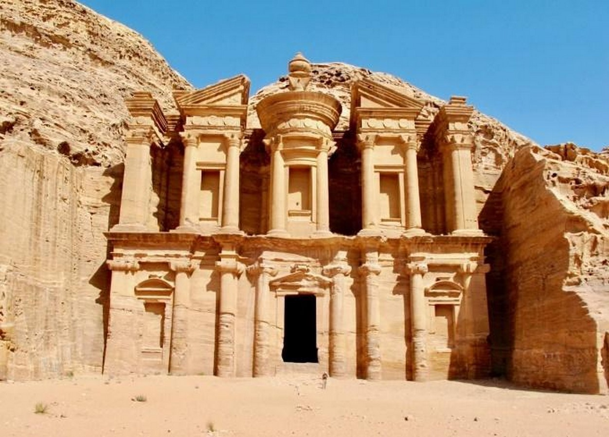 Petra, Jordan - Sheet3