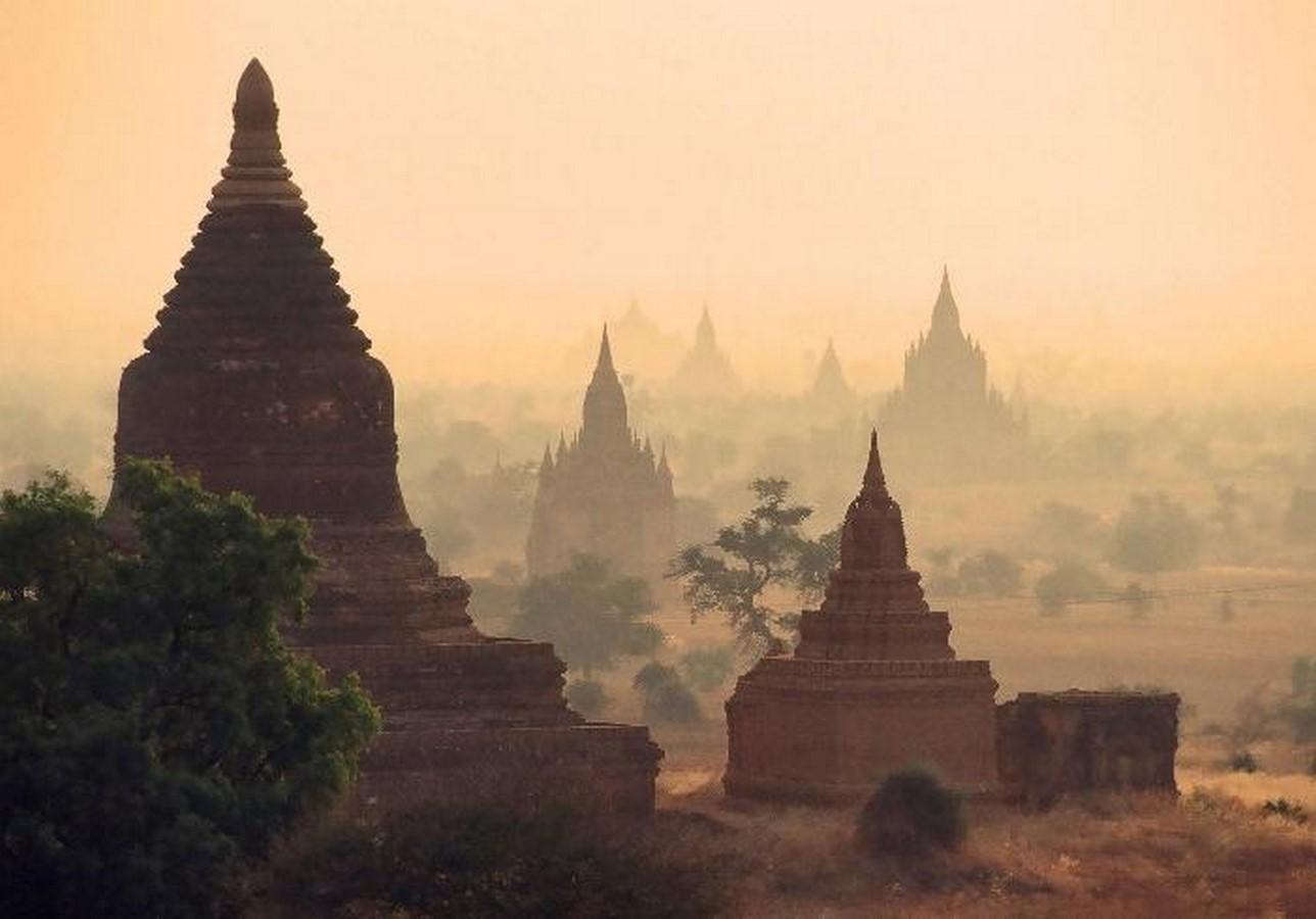 Bagan Temples, Myanmar - Sheet1