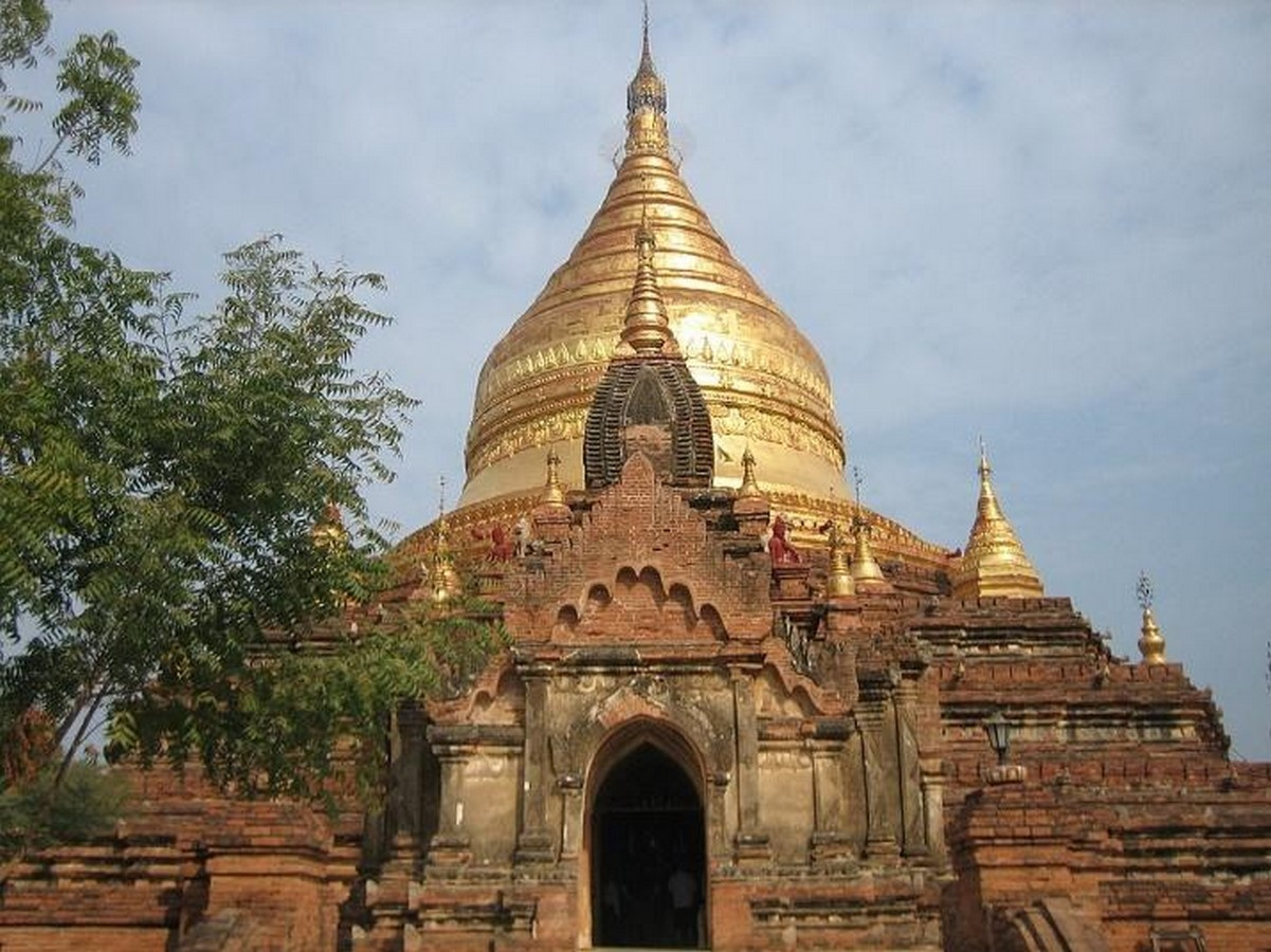 Bagan Temples, Myanmar - Sheet2