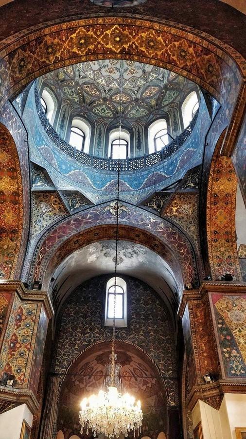 Etchmiadzin cathedral, Armenia - Sheet2