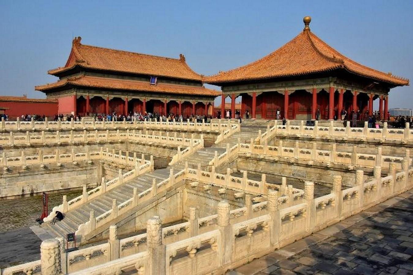 The Forbidden City, China - Sheet1