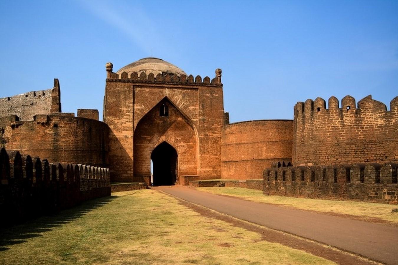 Bidar Fort- Sheet1