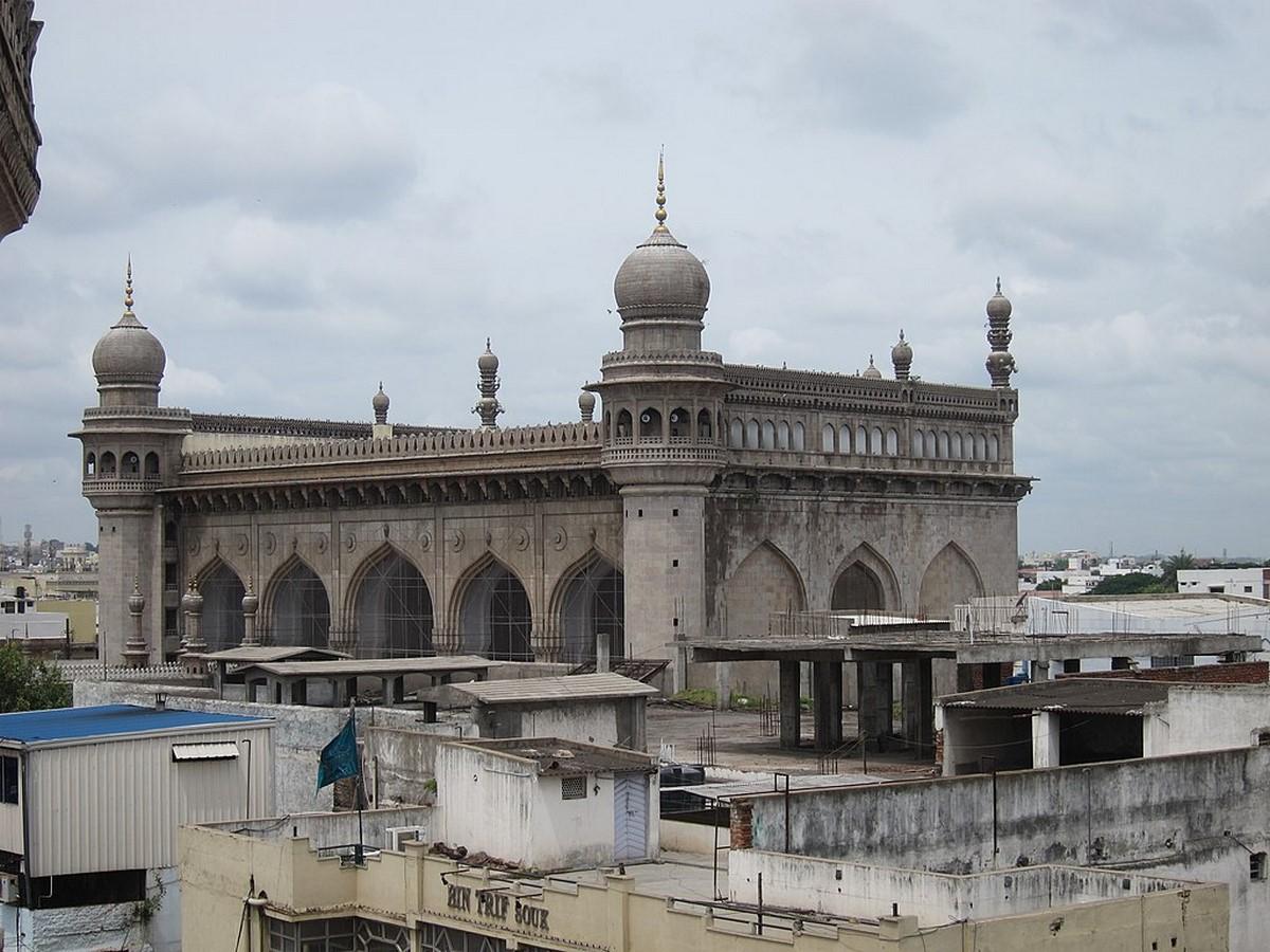 Mecca Mosque - Sheet1