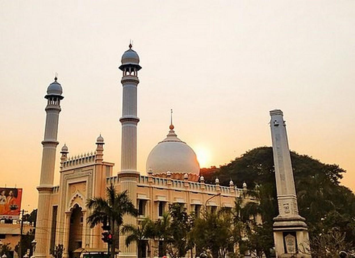 Palayam Juma Mosque - Sheet1