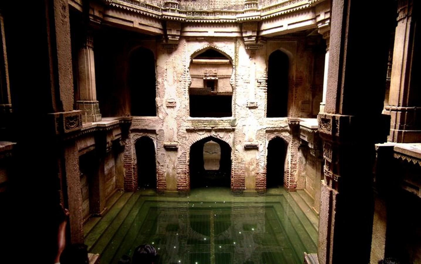 Heritage architecture - Ahmedabad - Sheet1